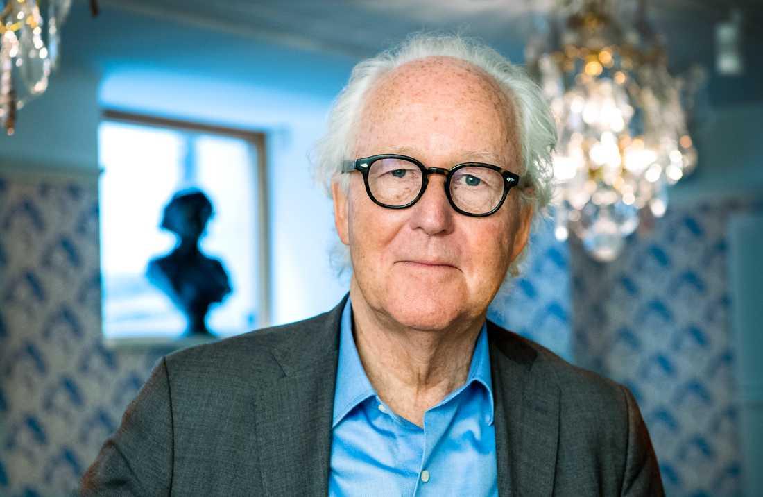 Lars Heikensten, vd i Nobelstiftelsen.