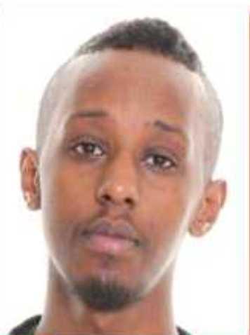 Ahmed Warsame, 28, är dömd till livstids fängelse.