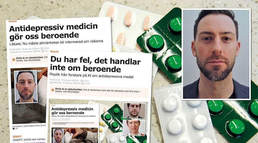 Läkarna måste utbildas så att de kan börja informera patienterna och erbjuda adekvat hjälp i den ofta svåra utsättningsprocessen, skriver André Marx.