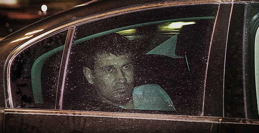 Rakhmat Akilov, 39, är misstänkt för terrordådet på Drottninggatan i Stockholm.