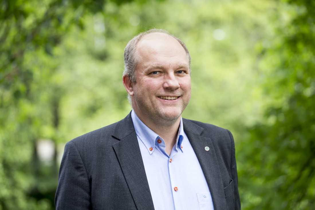 Lennart Nilsson på Lantbrukarnas riksförbund.