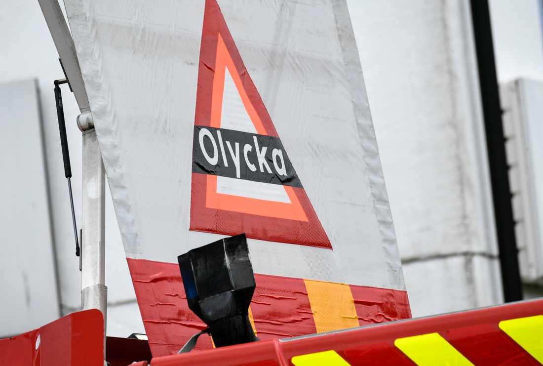 En äldre man har omkommit i en trafikolycka utanför Älvsbyn. Arkivbild.