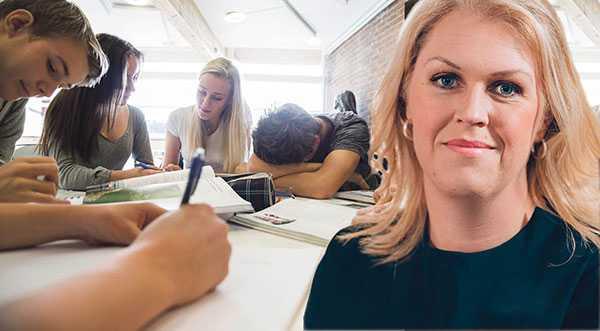 När vinst tillåts vara den främsta drivkraften för att driva skola sätts skolans kunskapsfokus längst bak i klassrummet, skriver Lena Hallengren.