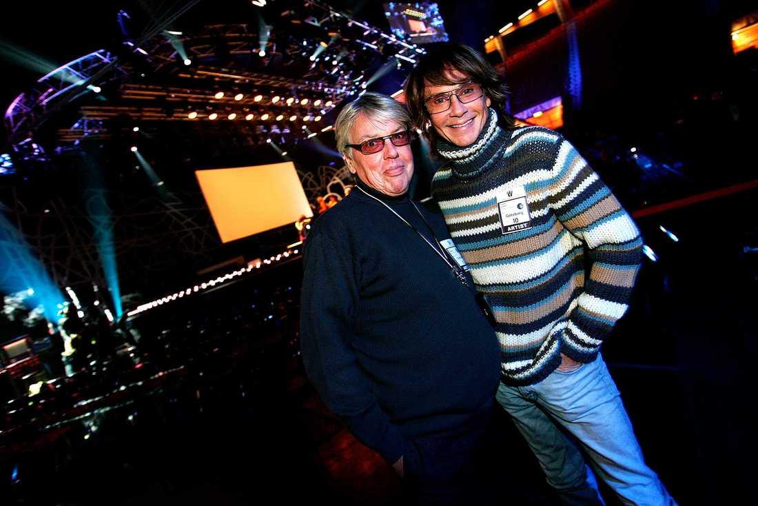 Lars Flinckman och Christer Lindarw är After Dark.