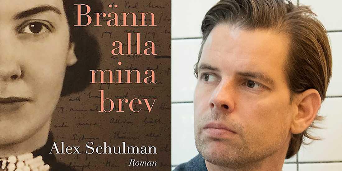 Författaren, skribenten och poddaren Alex Schulman  (född 1976).