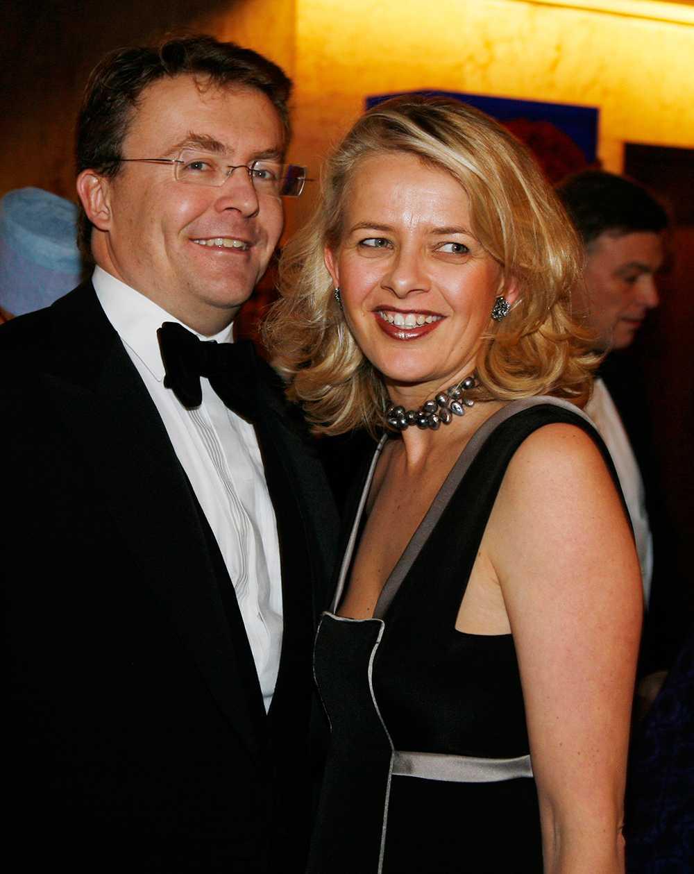 Johan Friso av Nederländerna tillsammans med sin hustru Mabel. Han har nu avlidit och blev 44 år.