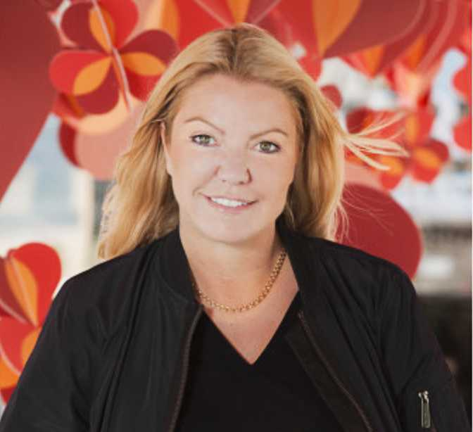 Rosa Hellström är internationell koordinator på Tobiasregistret.