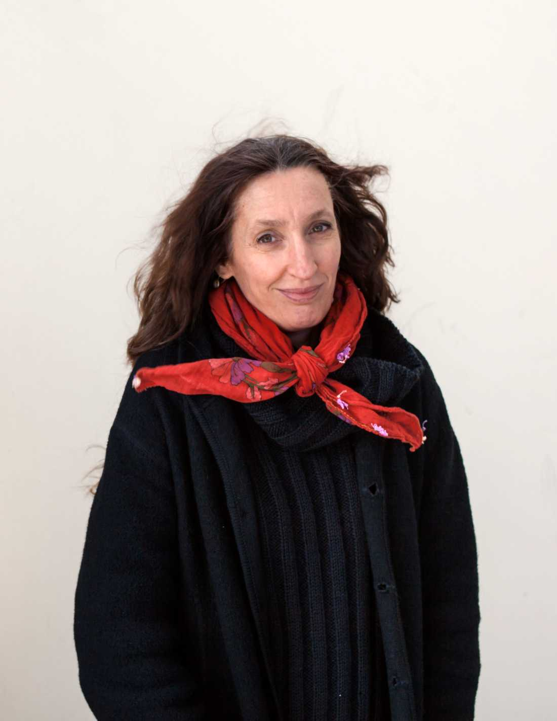 Journalisten och författaren Katarina Bjärvall.