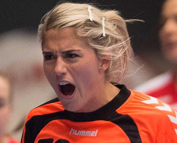 Handbollstjärnan Estavana Polman.