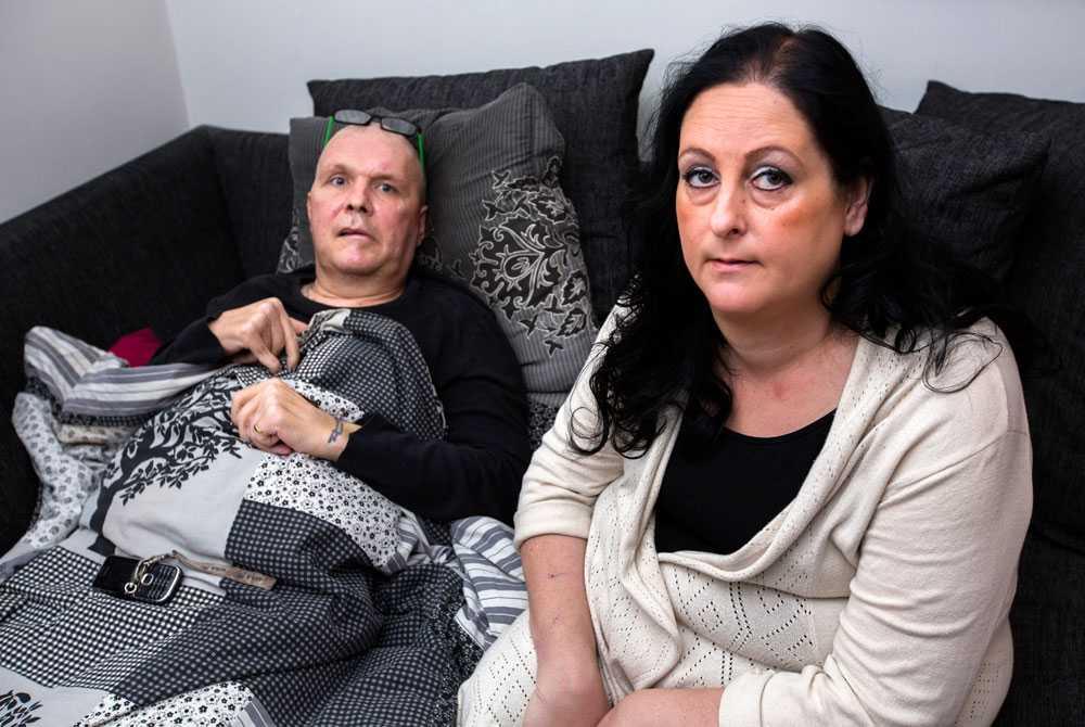 Mats Hansson och Carina Lindström