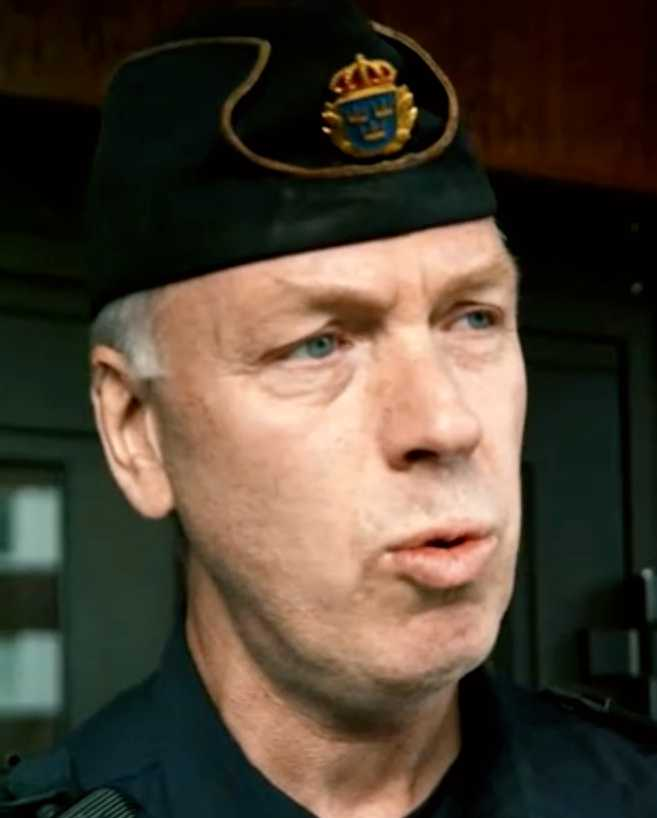 Stefan Larsson.