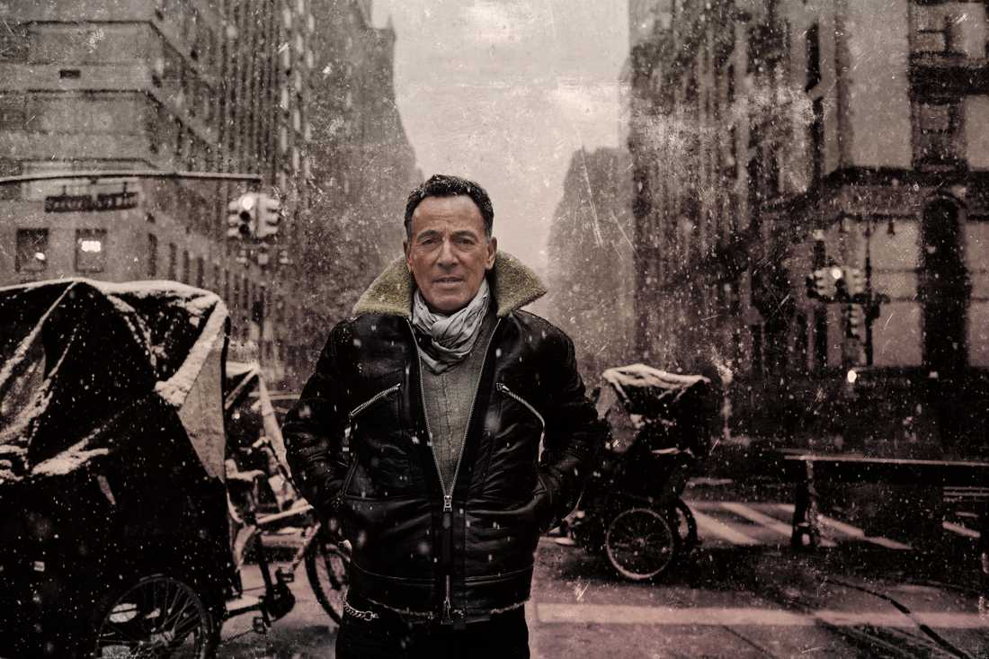 """The winter is coming. Bruce Springsteen släpper nya albumet """"Letter to you"""" 23 oktober."""