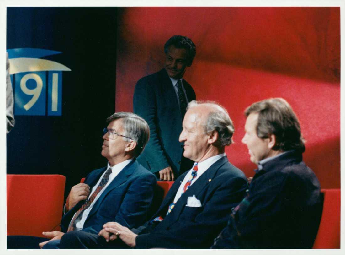 Tv:s valvaka 1991