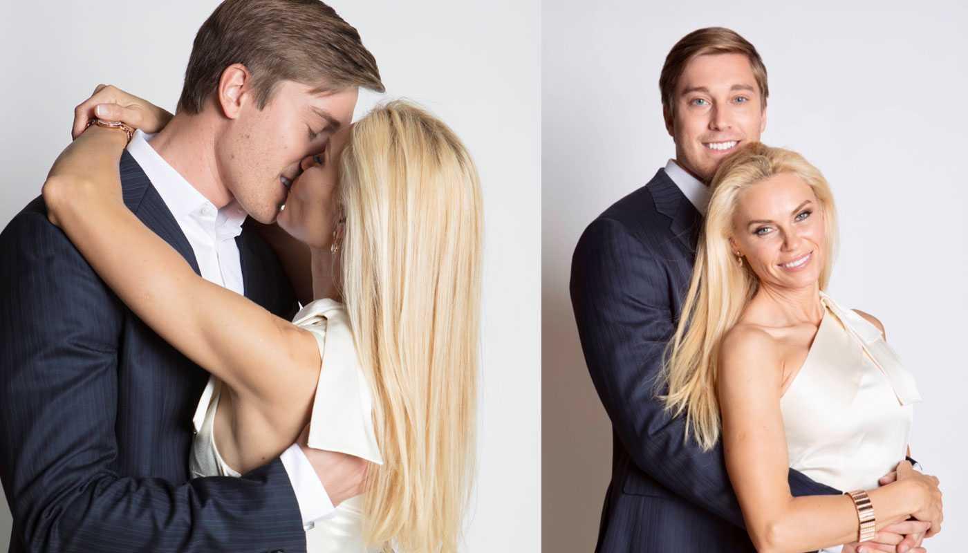 bfe42d989f2 Anna Anka ska gifta sig med David Johansson   Aftonbladet