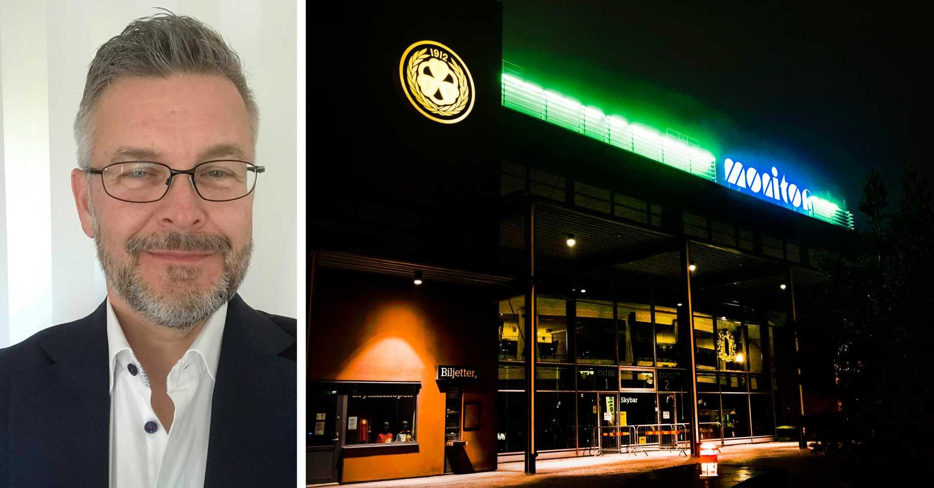 Magnus Kangas föreslås som ny ordförande.