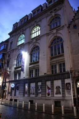 Judiska museet i Bryssel.