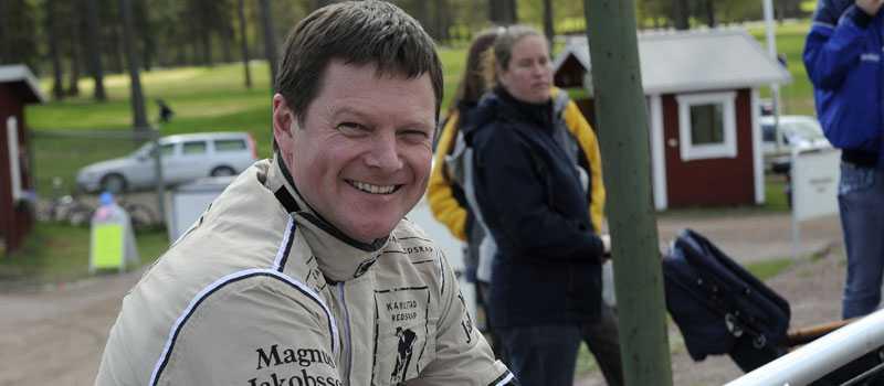 Magnus Jakobsson har 94 segrar så här långt och är med på topp tio-listan.