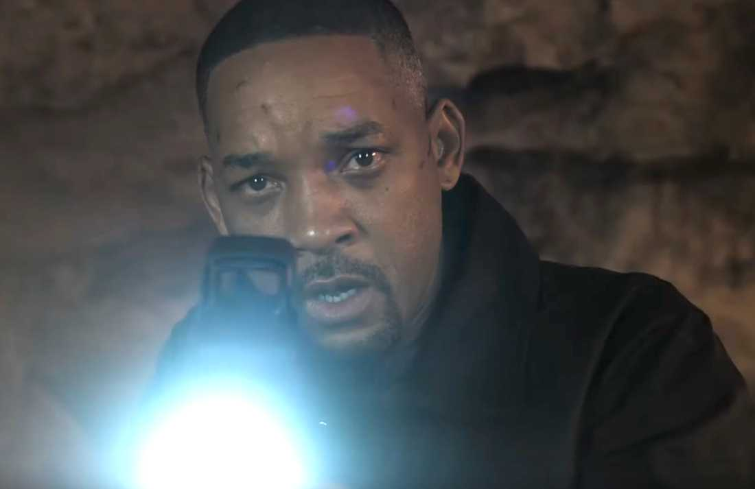 "Will Smith i ""Gemini man""."