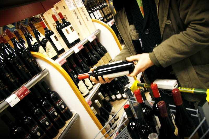 PROVAR HEMLEVERANS Nu kan du snart få vin och öl levererat hem till dörren.
