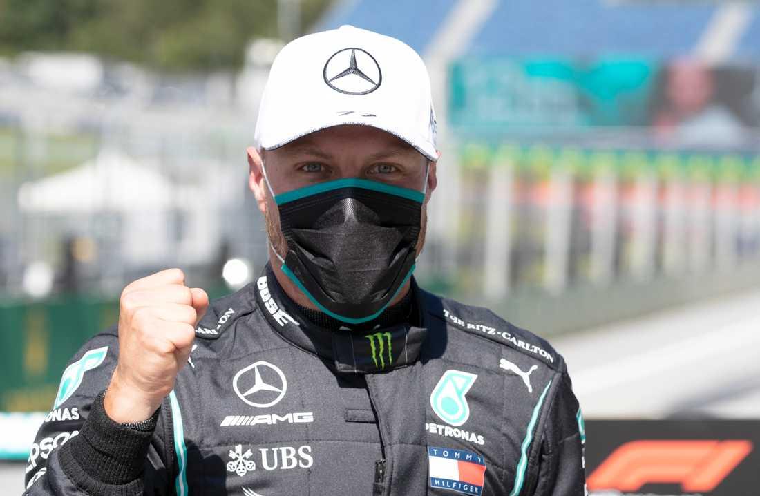 Valtteri Bottas har fått en fin start på säsongen.