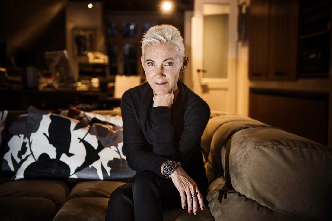 Marie Fredriksson.