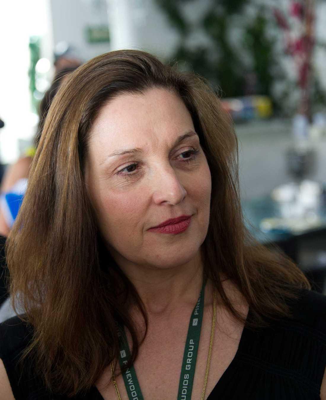 Barbara Broccoli har jobbat med Bondfilmer i 40 år.