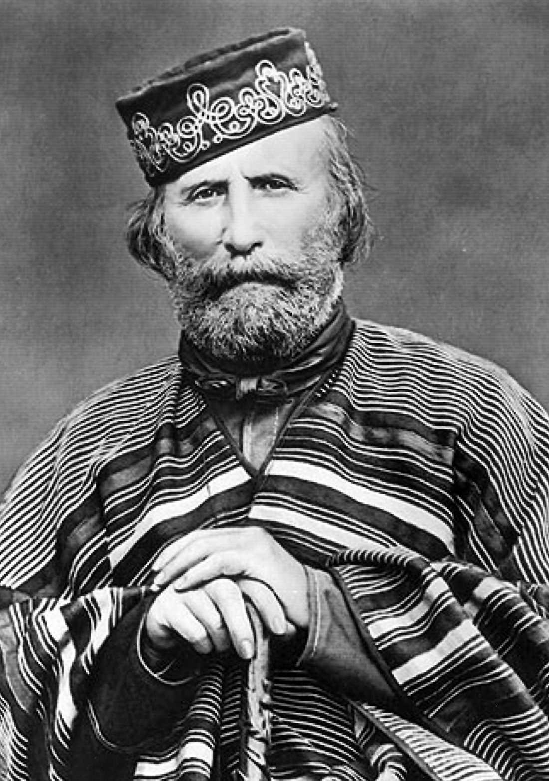 Garibaldi.