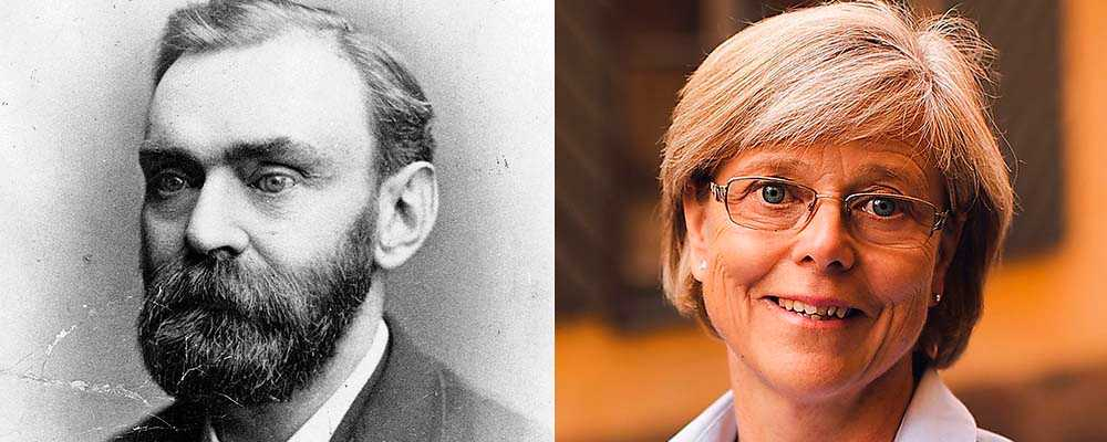 Ingrid Carlberg har skrivit en väldigt bra bok om Alfred Nobel, enligt Aftonbladets recensent Carsten Palmær.
