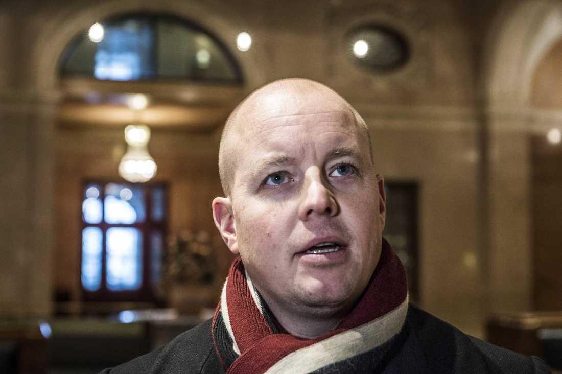 SD:s före detta partisekreterare Björn Söder.