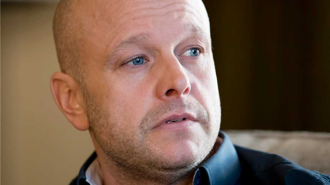 Fredrik hallgren.