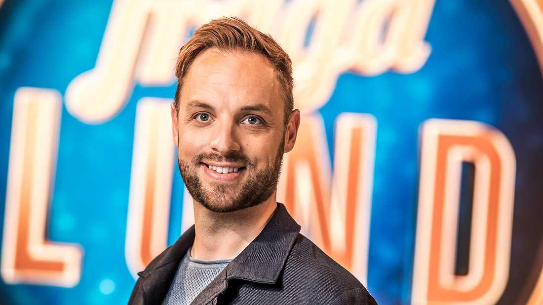 """Robin Paulsson blir ny programledare för """"Fråga Lund""""."""