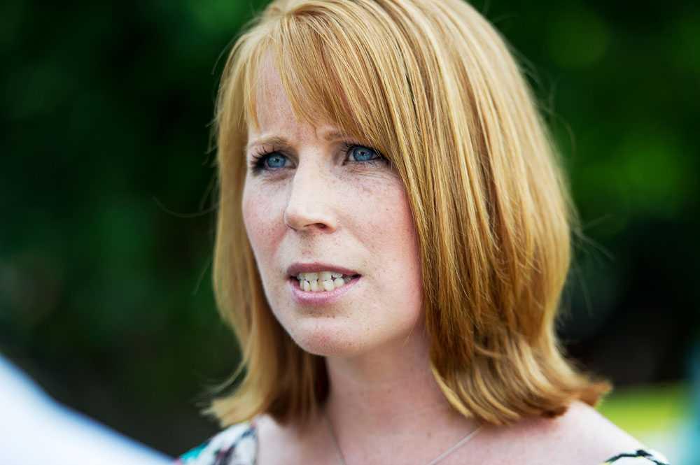 Annie Lööf och Centerpartiet vill införa betyg från årskurs 4.