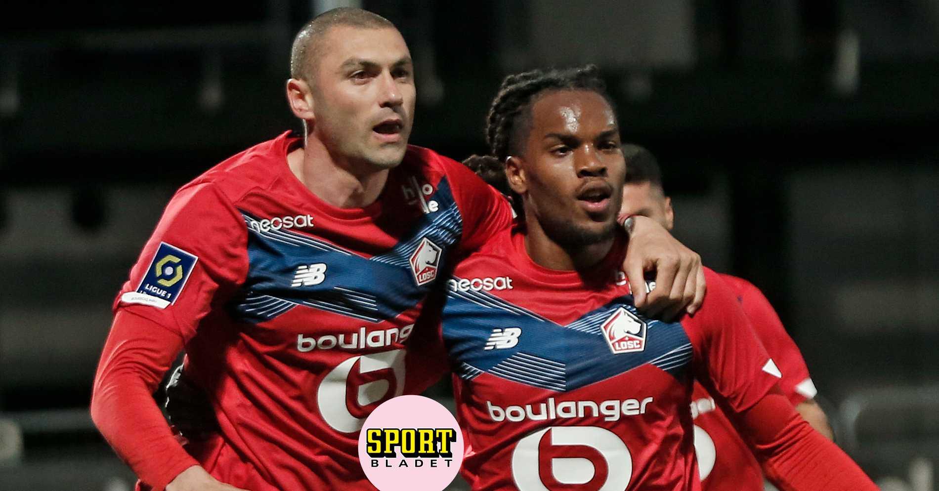Lille Ligue 1-mästare – första ligatiteln på tio år