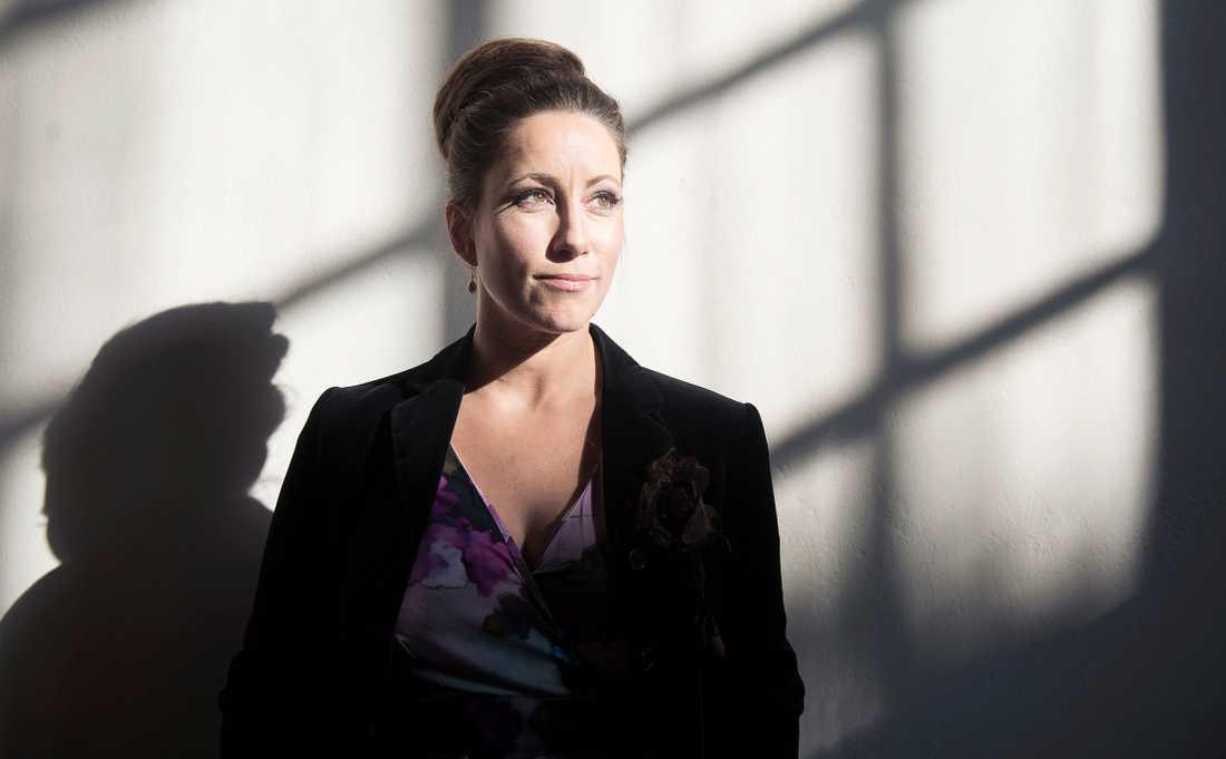 Lisa Nilsson.
