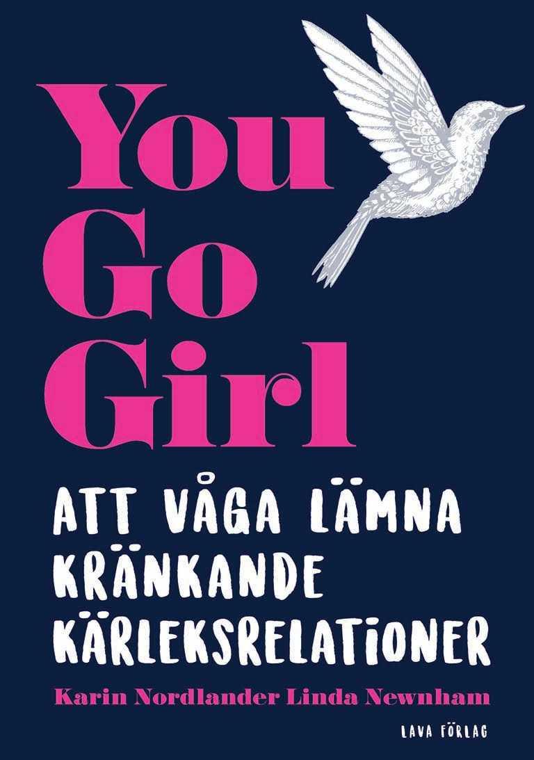 Boken kommer ut lagom till Internationella kvinnodagen 8 mars.