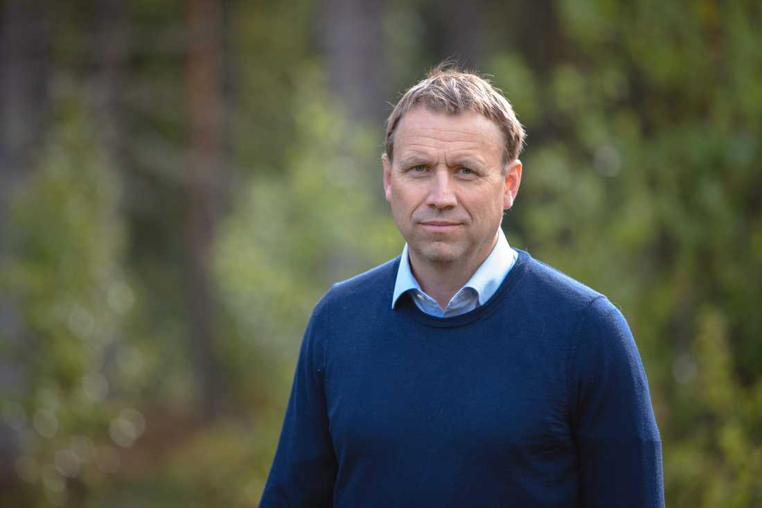 Johan Olofsson, professor i ekologi vid Umeå universitet och ordförande för Oikos.