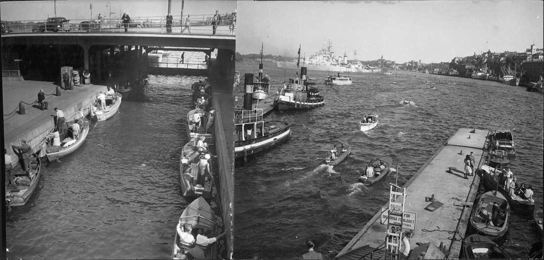 Slussen 1947