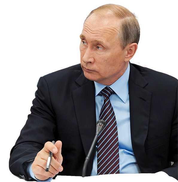 Vem ska man tro på? Vladimir Putins Ryssland använder samma propagandateknik som USA gjorde före invasionen av Irak, menar Torsten Kälvemark. Skillnaden är att då gick flera svenska partiledare och ledarskribenter på lögnerna.