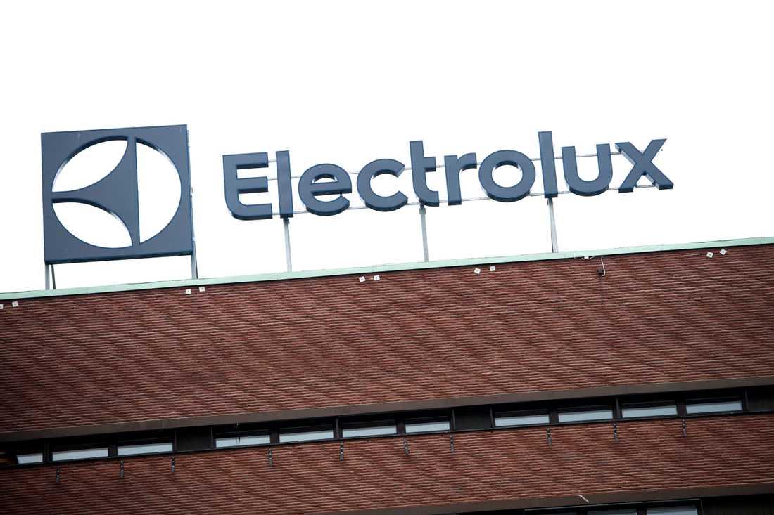 Electrolux är ett av de svenska bolag som kan förlora på att norra Italien sätts i karantän. Arkivbild.