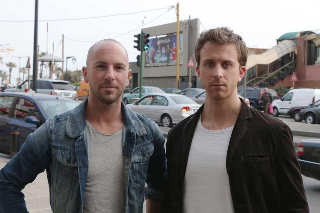Magnus Wennman och Erik Wiman
