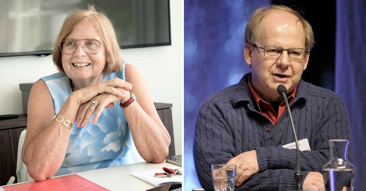 Barbara Bergström, grundare av Internationella engelska skolan och maken Hans Bergström, tidigare chefredaktör på Dagens Nyheter, äger fortfarande 18 procent av skolkoncernen enligt Skolinspektionen.