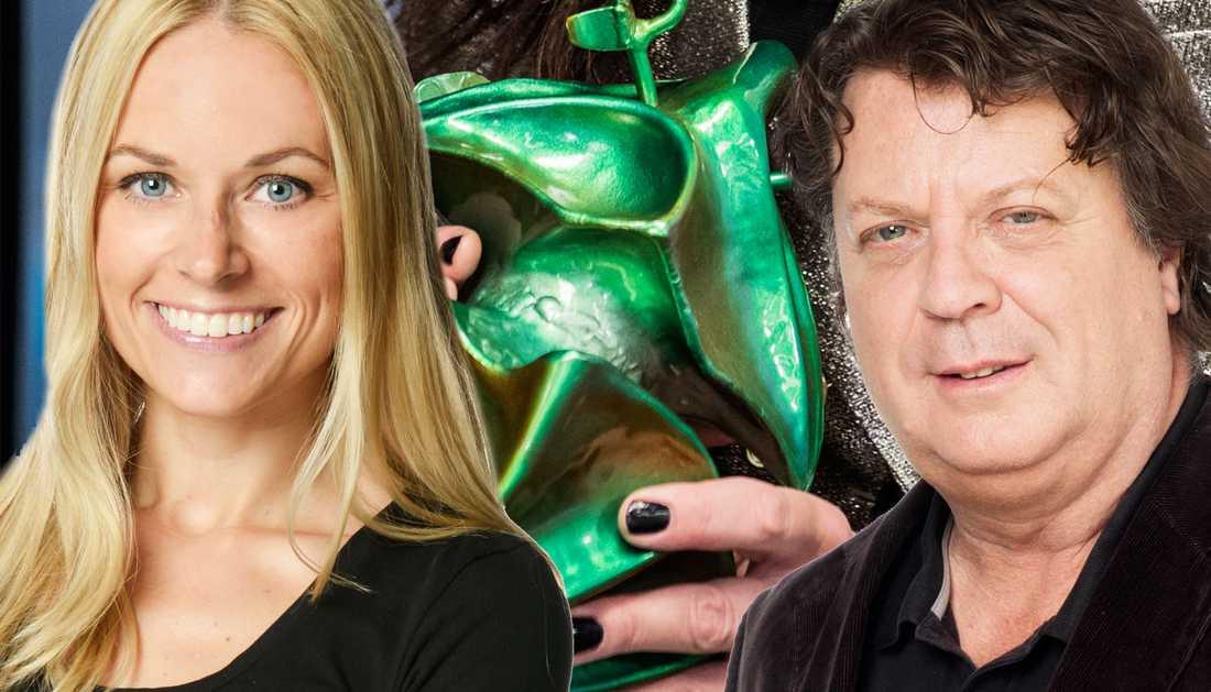 Karolina Fjellborg och Jan-Olov Andersson tippar vinnarna av guldbaggarna 2018.