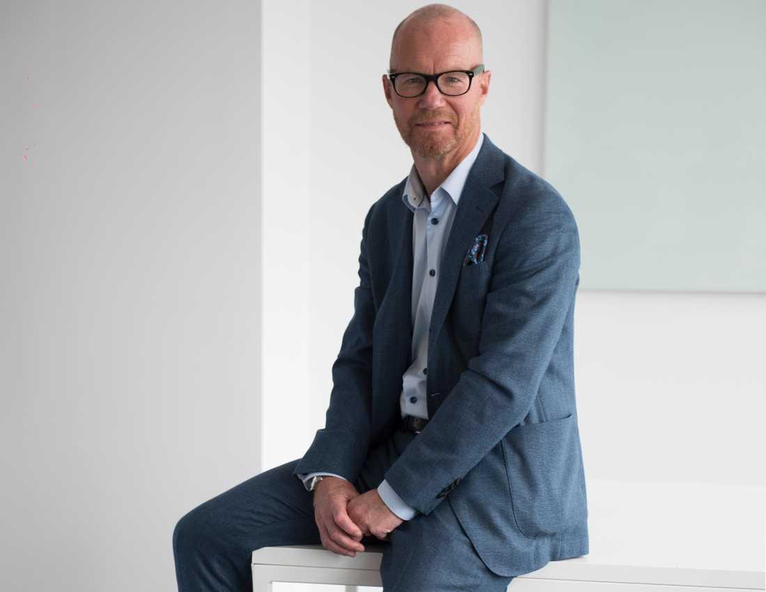 Fastighetsbyråns vd Johan Engström har en känsla av att efterfrågan på bostäder har ökat.