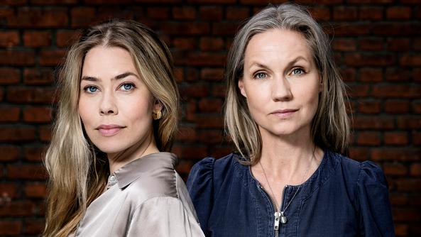 """Birgitte Hjort Sørensen och Tova Magnusson spelar i """"Gråzon""""."""