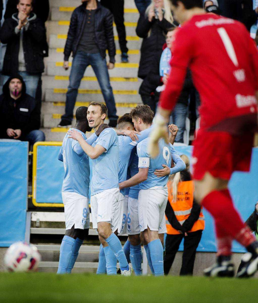 Åge Hareides Malmö lät spelet tala i 3–1-segern.
