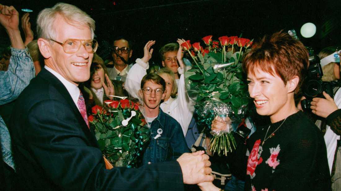 Ingvar Carlsson införde varannan damernas i riksdagen 1994. Det ledde till höjd kompetensnivå.