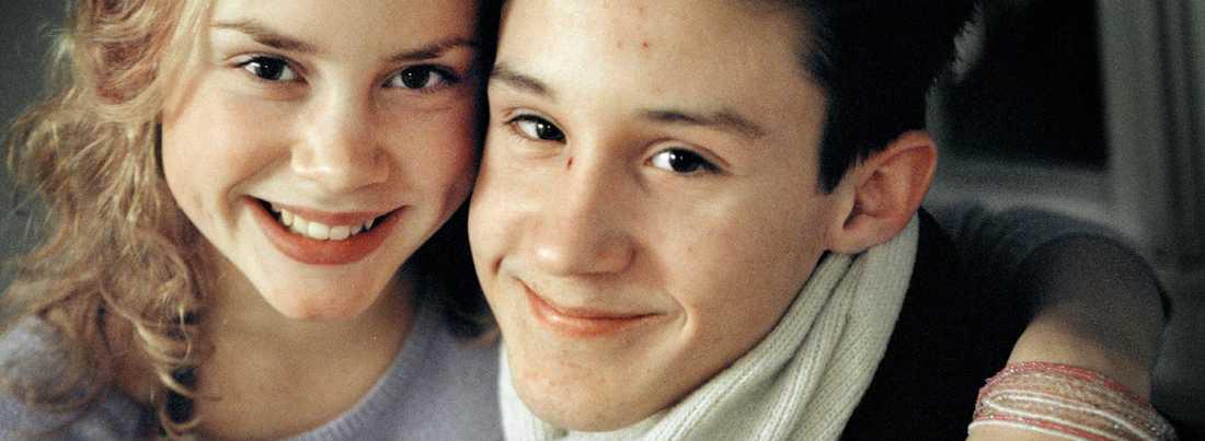 Ellen Fjaestad och Carl-Robert Holmer-Kårell spelade rollerna som Eva och Adam.