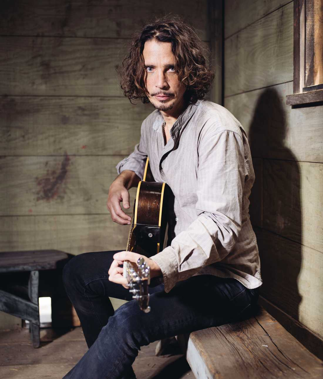 Chris Cornell blev 52 år.