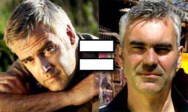 Ernst och Kristofer SVT-profilerna Ernst Kirchsteiger och Kristofer Lundström är knepiga att skilja åt. Men vem är bäst?