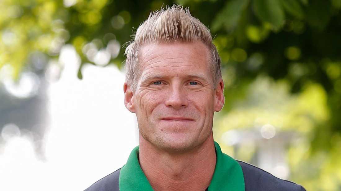 Johan Mjällby, tidigare tränare i Celtic.